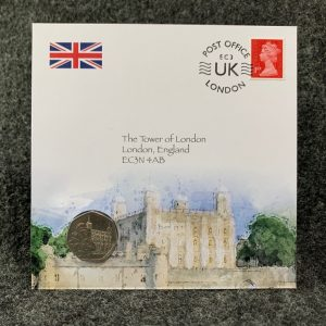 Coin and Stamp Covers