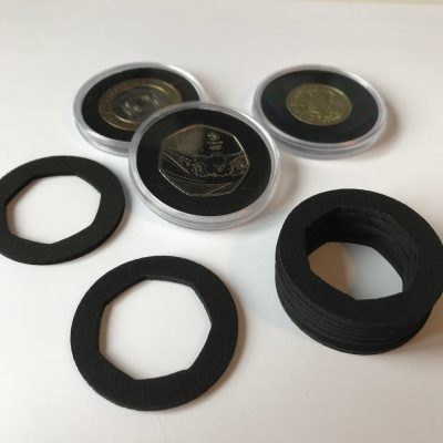 Coin Capsules and Coin Inserts